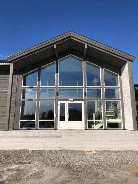 Forsamlingshuset: Vegårsheis storstue har fått en sentral rolle i kommunens smittesporingsarbeid.