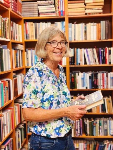 Marit Aas er styreleder i Stiftelsen Bokbyen ved Skagerrak.