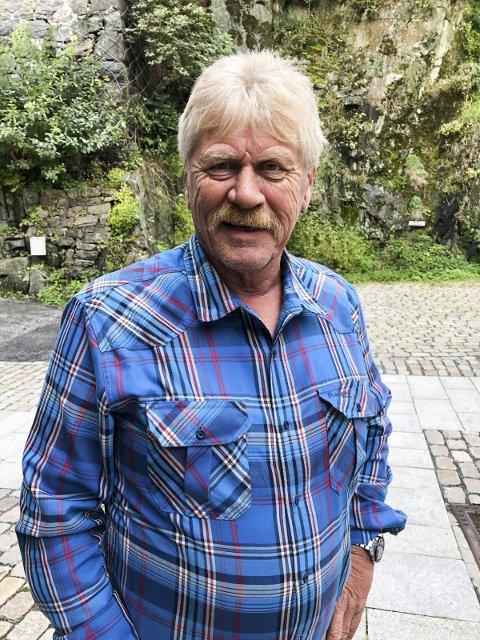 Leder av  fallviltgruppa i Åmli, Geir Håland Moe, anmelder den som stakk av med et dødt rådyr torsdag kveld. Arkivfoto