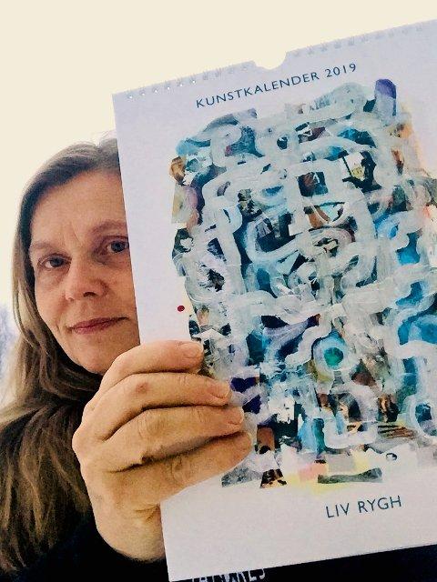 For femte år på rad gir Liv Rygh ut kalender med sine egne bilder.
