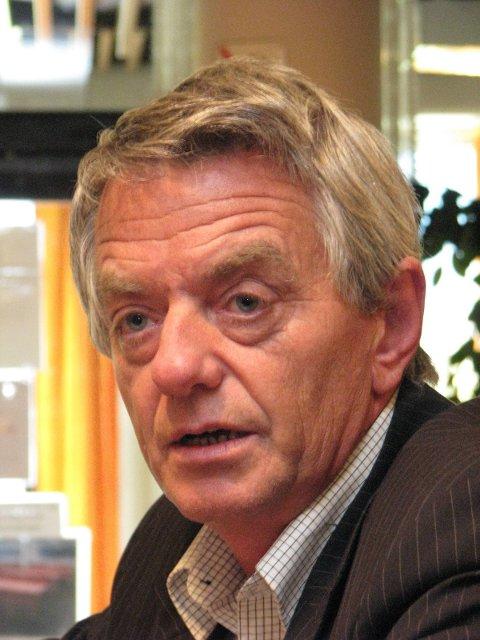 Velges?  Olaf Diserud er nå forslått til en fjerdeplass på Innlandet Frp's liste.