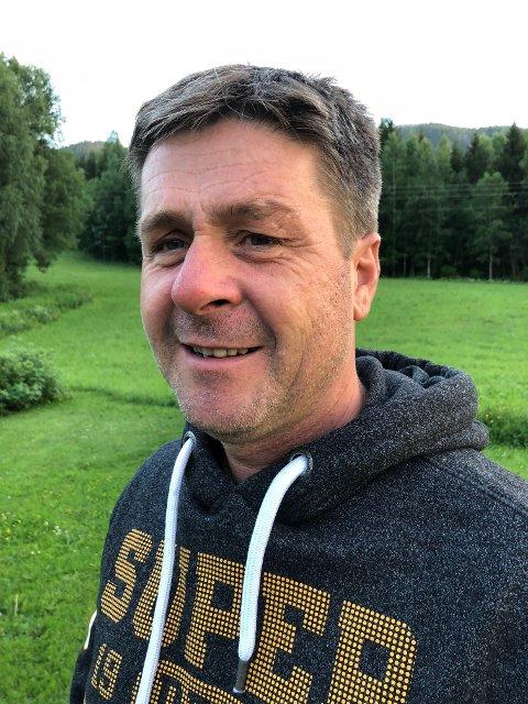 Ny driftsleder: Vemund Østgård er ny dritsleder i Valdres Kommunale Renovasjon IKS.