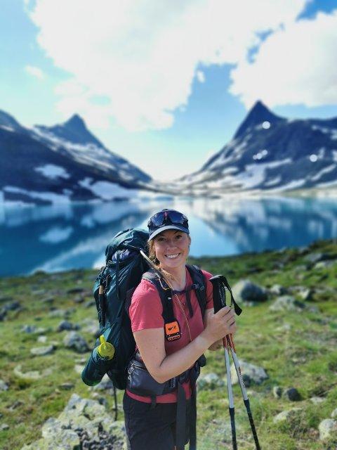 Psykologistudenten Ingvild Råheim (26) fra Reinli mener ultraløping handler mye om det mentale. Nå har hun meldt seg på sitt første 100 kilometers løp; Nøsen Hundreds.