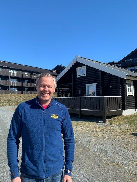 Vil ha en base: 1.juni åpner Atle Hovi og Beitostølen Resort opp for utleie av hytter og leiligheter og etterspørselen er kjempestor.