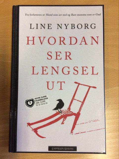 UKAS TIPS: «Hvordan ser lengsel ut» av forfatter Line Nyborg, 2021.