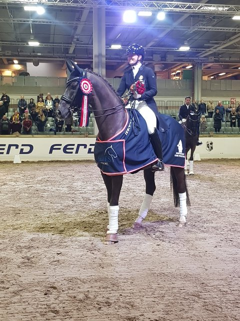 MERITTERT: Ellen Birgitte Farbrot vant igjen. (Foto: Marte Svenkerud)