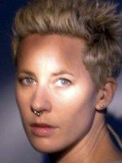 Programleder: Heidi Marie Vestrheim er programleder under NM.foto: rune kongsro arkiv