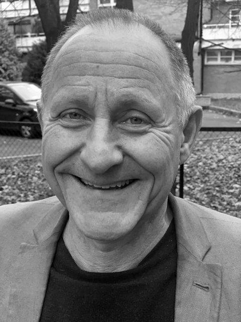 Skuespiller Lars Sørbø kommer til PU mandag 25 februar