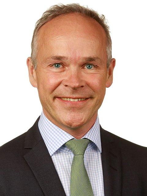 Jan Tore Sanner (52) - Bærum