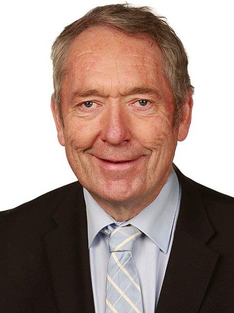Nils Aage Jegstad (66) - Vestby