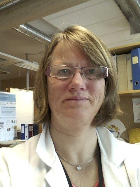 For mye: Både voksne og barn får i seg for mye sukker, mener Ahus-lege Ingrid Nermoen.Foto: UiO