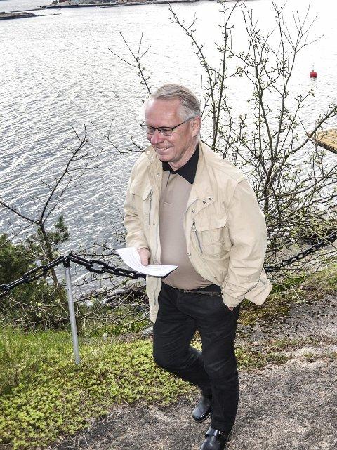 Betyr lite: – Det er livskvaliteten, og ikke kroner og øre, som betyr noe i hverdagen sier Høyre-politikeren Tor Steinar Mathiassen. Foto: Paal Even Nygaard