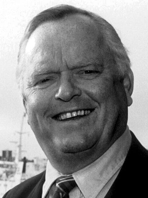 Herbjørn Hansson sier sin mening om avisdrift.