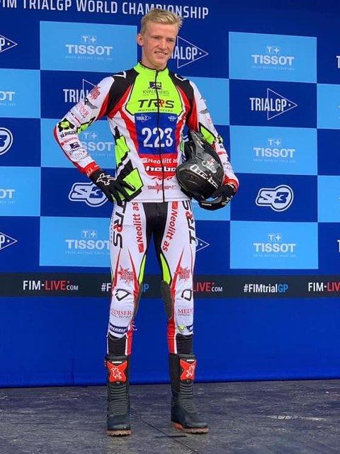 I fjor endte Sandnes-mannen på en 12. plass, noe han har store mål om å forbedre denne sesongen. Hovedmålet blir å kjøre i GP-klassen til neste år.