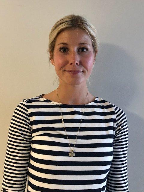 Linn Therese Hansen (33) ber kommunen om besøksdag med egen kohort for barna som begynner på skolen til høsten.