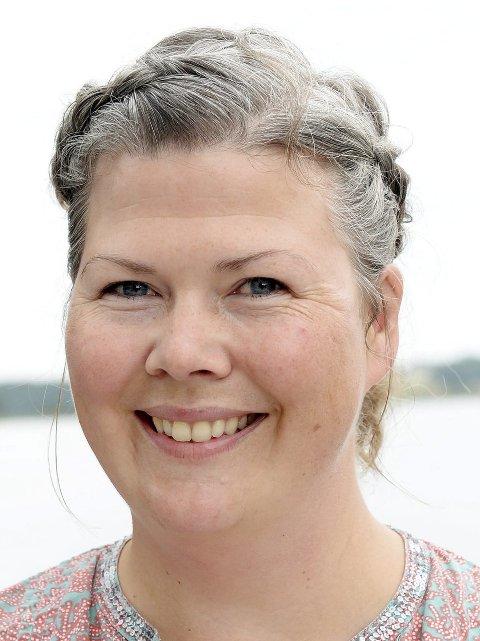 Positiv: Suzy Haugan og Venstre ønsker en skole for evnerike barn velkommen. (Foto: Anne Charlotte Schjøll)