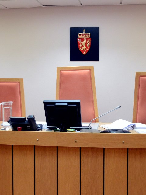 Dømt: En valdresmann som fungerte som hasj-kurer, er dømt til samfunnsstraff i Valdres tingrett.
