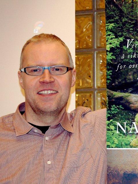 Ny rapport: - Kartleggingen fra 2.juni viser at det aktuelle planområdet utvilsomt har betydelige naturkvaliteter og landskapsverdier, sier Ole Morten Fossli i Fjellgrensenettverket i Valdres.