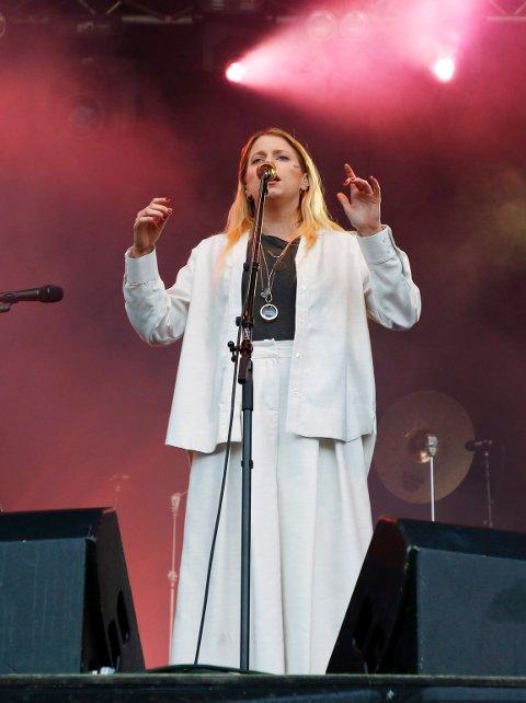 INTIMT: I mai skal Susanne Sundfør holde fleire konsertar i den intime 'Palmehaven' på Britannia Hotell i Trondheim. Det blir første gong på over to år at vi ser artisten på scenen.