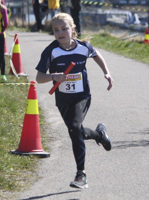 Deltager: Yelina Grimnes Johansen.