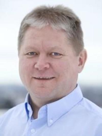 Knut Hilmar Hansen i Circle K.