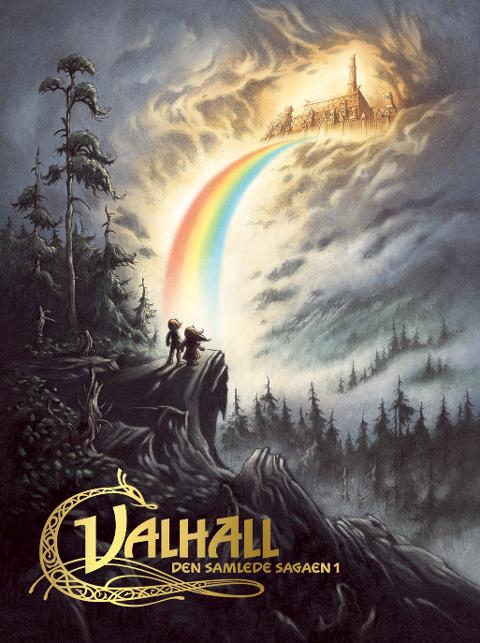 Anbefales: Valhall - den samlede sagaen 1