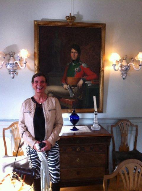 Pia Eva Irene Reier, Ny Kurs. Bildet er fra 200 års-markering av signeringen av Mossekonvensjonen.
