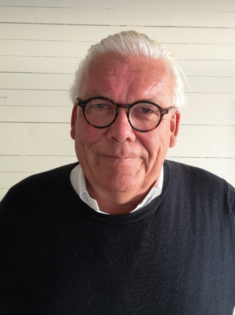 Erling F. Sørhaug, listekandidat for Høyre