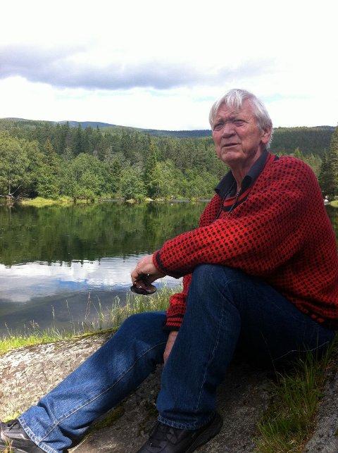 Gikk bort 26.september: Skuespiller på Nationaltheatret Rolf Arly Lund, 1944-2018.