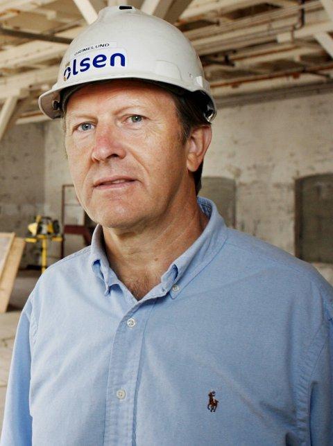 Saltimport-sjef Andreas Grimelund.
