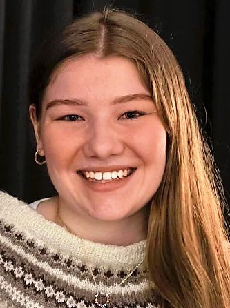 Russepresident Celine Sva Gøperød.