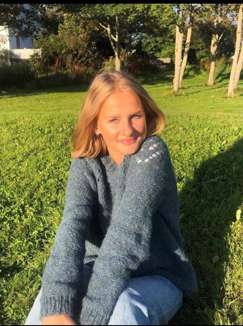 NYE BØLGER: Mari Liknes får 5.000 kroner.