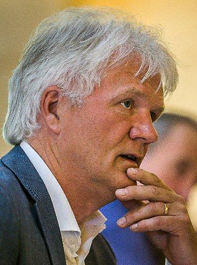 Svein Larsen, gruppeleder i Sarpsborg Arbeiderparti.