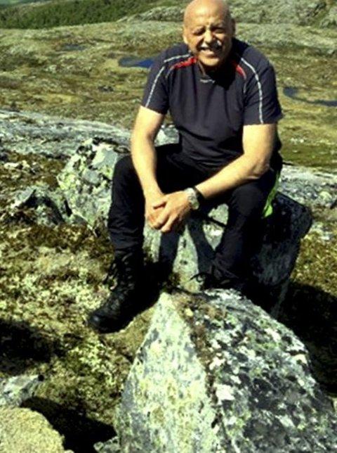 Stå sammen: – Viktigste saken mener jeg blir å få folket til å stå på sammen, utvikle samfunnet og forsøke å slutte med den eldgamle fogderistriden, sier Odd Jarle Svanem.