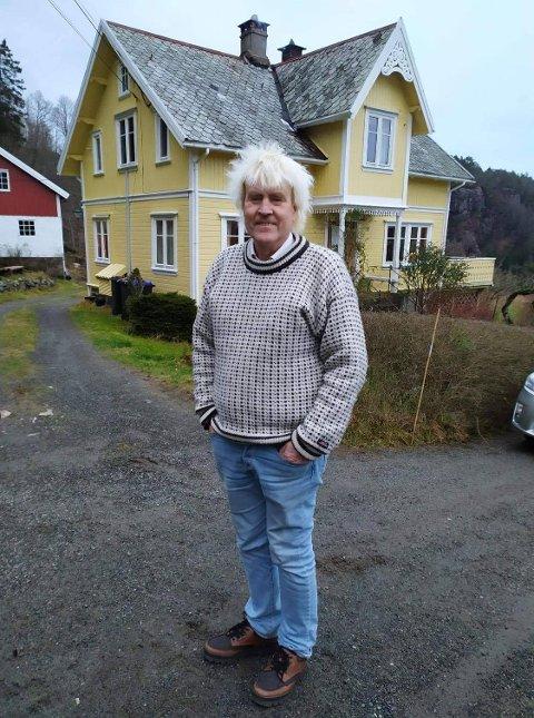 Knut Sand Bakken.