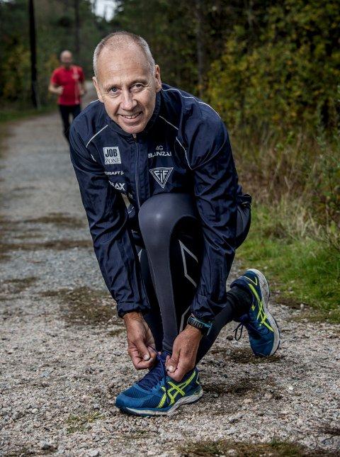 Helge Sandvik er leder for FIF som lørdag den 4. september fyller 125 år.