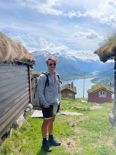 Det blir mindre tid til turer i den norske fjellheimen for Johan Unneberg i tiden framover.