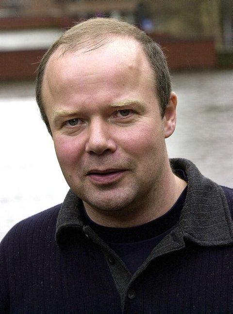 Leder for forebyggende seksjon ved Grenland politistasjon Morten Berntsen.