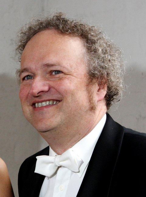 Eiliv Grue har tilrettelagt tekster fra Johan Falkbergets verk, og komponist og musiker Wolfgang Plagge (bildet) har skrevet en ny kammeropera.