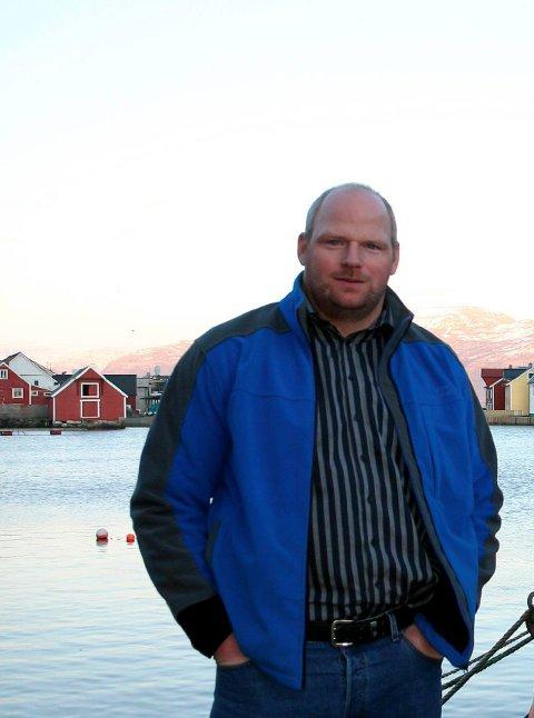 Eivind Olav Larsen- eigar av Frøyhav.