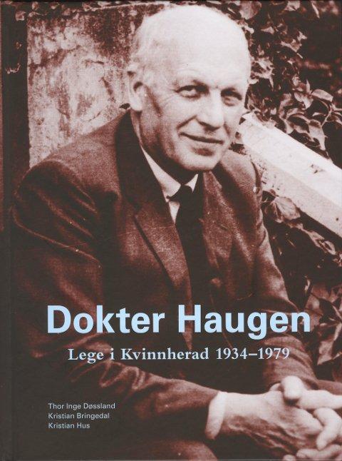 Ei underhaldande bok om  dokter Endre Haugen er klar.