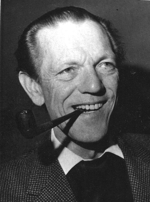 Aasmund Brynildsen - en av landets mest ukjente kjente forfattere.