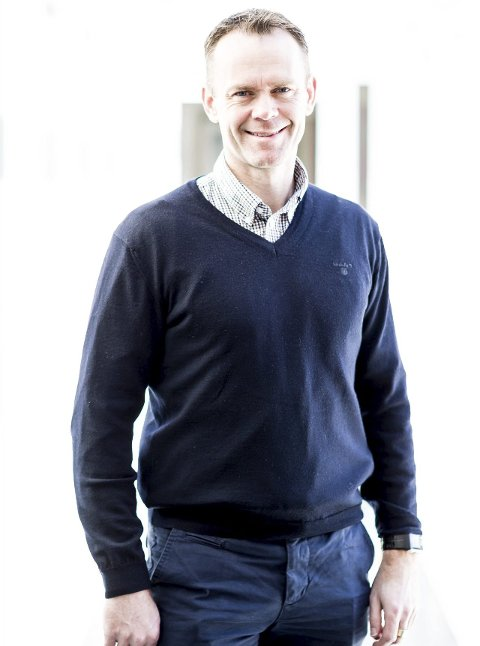 Ronny Nilsen er ny kultursjef i Nannestad. Foto: Tom Gustavsen