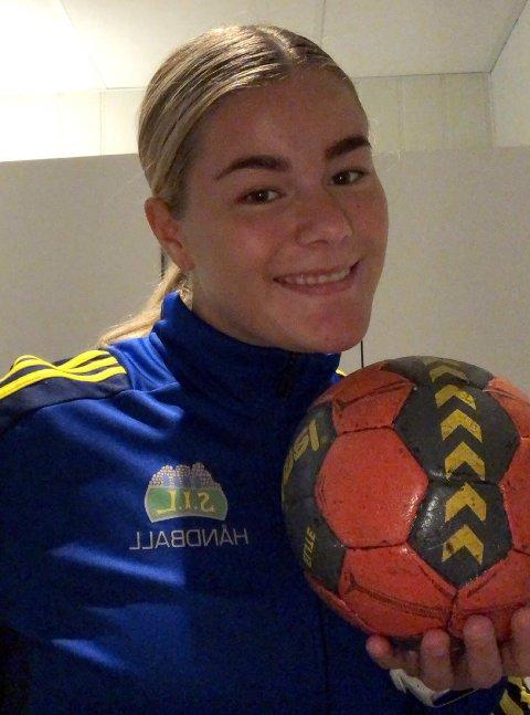Tonje Tauselv er håndballtalentet fra Honningsvåg som nå er i stallen til håndballklubben Stor Hamar.