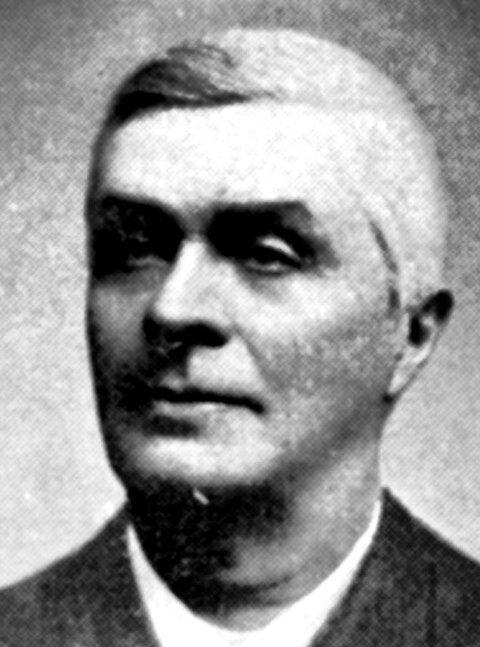 Anders F. Kiær, sagbrukspionér.