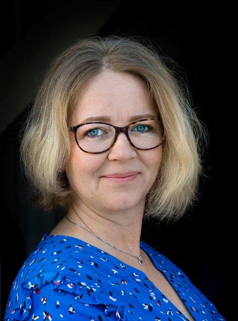 ORDFØRERKANDIDAT:- Det er viktig å poengtere for meg at nominasjonen i eget parti gjenstår så jeg er ikke valgt som ordførerkandidat ennå, men jeg har sagt meg villig til å stille til en slik posisjon, sier Anne Bjertnæs.