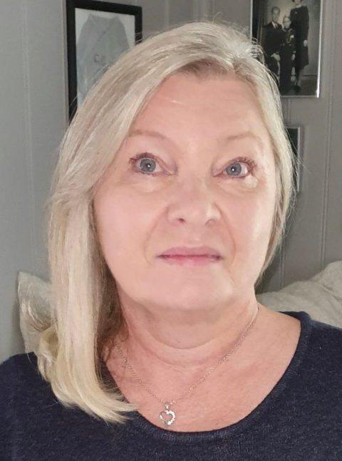 SINT: Lisbeth Vandli misliker sterkt at Holmestrand kommune nå avslutter ordningen med frivillig matombæring.