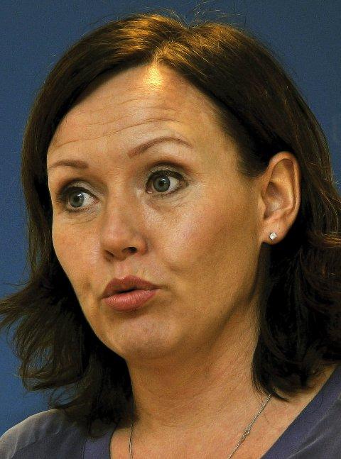 LEDER: Ann-Hege Indrevoll, Høyre.