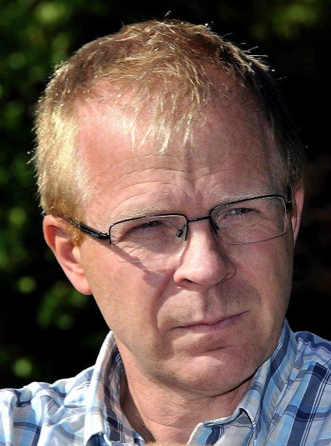 VIL VÆRE SIKKER: Ståle Solberg vil forsikre seg om at departementets svar også er forankret politisk hos samferdselsminister Ketil Solvik-Olsen, før han avblåser debatten om trasevalget.