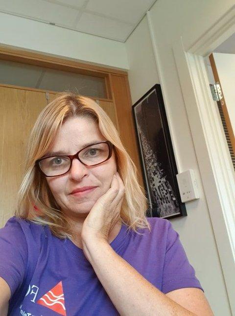 Fylkesleder i FO Vestfold Lise Holm: Velferdssamfunnet er avhengig av dyktige sosialpedagoger: Gratulerer med dagen!